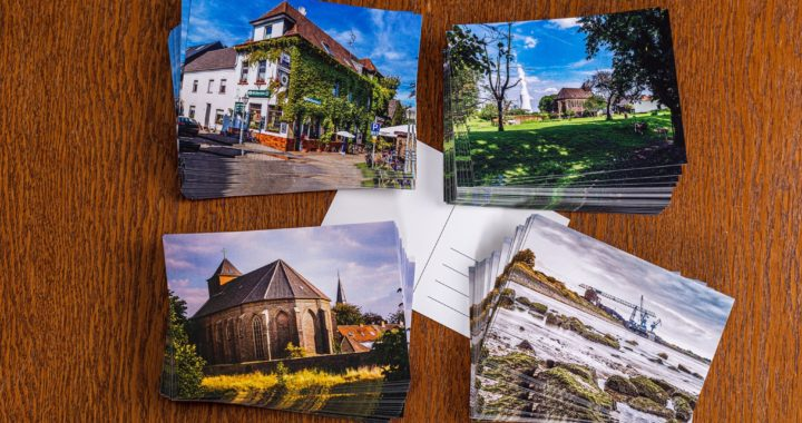 Postkarten aus Orsoy – Kooperation goody-media und rek-image